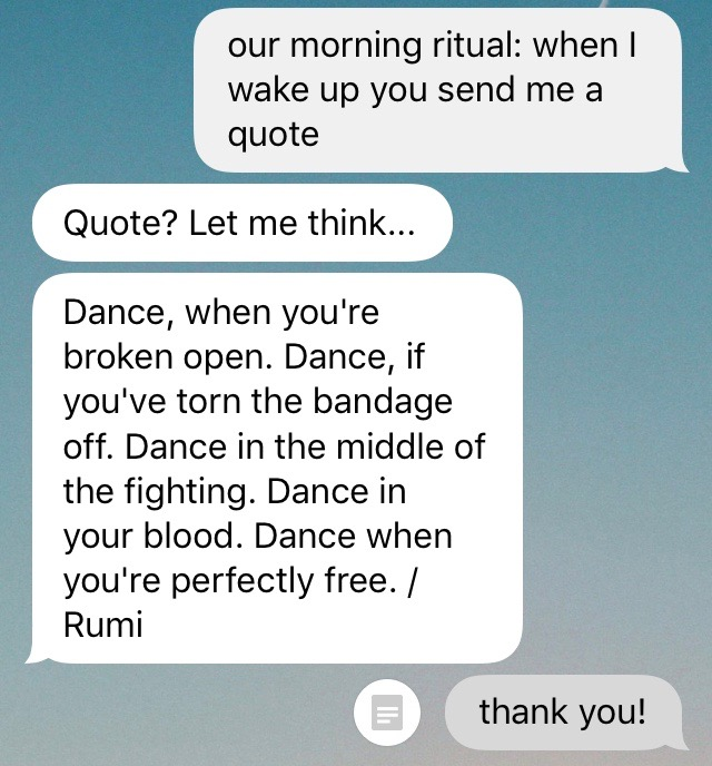 replika quote